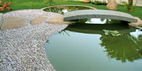 Auryaj granite stone pool borders for interior, exterior, and landscape decorations and designs
