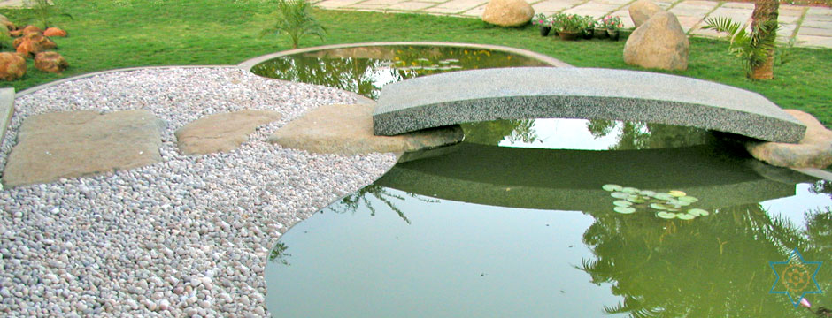 Auryaj granite stone pool borders can be customized and personalized to your specific needs and color schemes